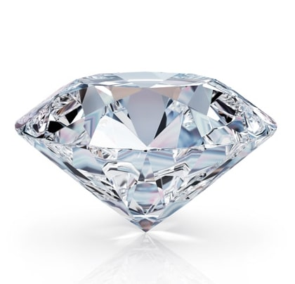 fertiger Diamant - Syntethische Industrie- und Schmuckdiamanten